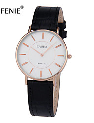 CARFENIE ®  Fashion Simple and Slim Quarz branded Watch for Women 3ATM