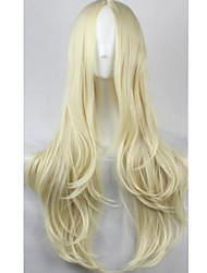 nouveaux cheveux style vague naturelle perruques synthétiques vague perruques de cheveux fashion