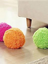Mocoro Robotic Microfiber Mop Ball Mini Automatic Vacuum Cleaner Cute Roll Ball