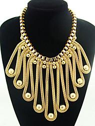 Для вечеринок - Заявление ожерелья (Сплав)