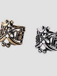 Restoring Ancient Ways is Hollow Out U no Ear Pierced Ear Clip Men and Women