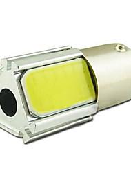 1156 BA15S P21W S25 5W 3LED cob 480lm 6500-7500k carro auto viragem lâmpada do sinal de luz de nevoeiro 12v branco