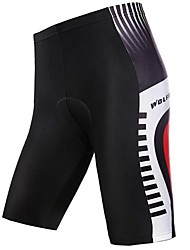 WOLFBIKE Bicicleta/CiclismoShorts/Culotte / Pantalones/Sobrepantalón / Capas de Base / Pantalones cortos Ropa interior / Pantalones