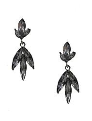 Earring Drop Earrings Jewelry Women Wedding / Party / Daily / Casual / Sports Alloy / Glass 2pcs