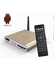 rsh android quad core 1 gb / 8gb set top box google chromecast HDMI player de mídia streaming download gratuito filmes av 3d, wi-fi