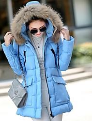 Women's Winter Fashion Hoodies Long Sleeve Thick Warm Down