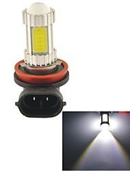 Carking™ H8/H11 3*COB LED 1250ML 6000K White Light LED Fog Light Headlight Lamp
