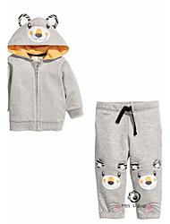 Boy's Cotton Blend Clothing Set,All Seasons