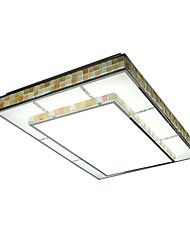 boxomiya® 64 vatios llevó la lámpara de techo y lámpara de techo