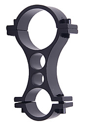 Abrazadera de un tubo de rayos infrarrojos 16-25 multiuso accesorio abrazadera de un tubo
