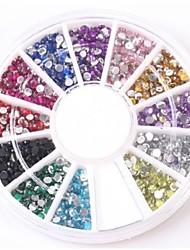 Bijoux pour ongles - Doigt/Orteil/Autre - en Adorable/Mariage - 8*8*1