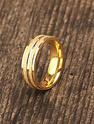 Jóias Personalizadas ouro - Anéis - de Aço Inoxidável