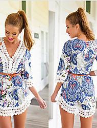 Nga Women's New Casual Beach Dress