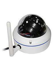 Ann® 720P Array IR Outdoor Waterproof Bullet IP Camera with Vandal Proof(WIFI 130W 1280*960P)