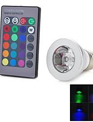 Focos LED Control Remoto Marsing GU10 / E26/E27 1 COB 100-200 LM AC 100-240 V
