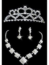 Для вечеринок/Повседневный - Для женщин Искусственные бриллианты