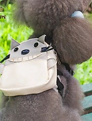 FUN OF PETS® Cute Totoro Shape Travel Backpack for Pets Dogs (Assorted Sizes)