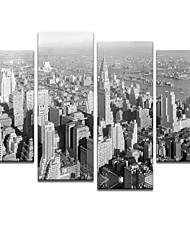 визуальная star®photography печати Нью-Йорке на холсте искусства готовы повесить