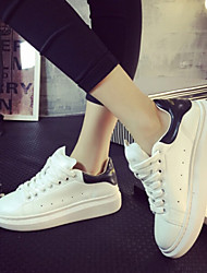 Astrider  Women's Shoes White Wedge Heel 3-6cm Fashion Sneakers