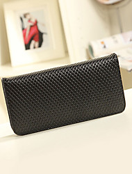 donne 's pu wallet - nero
