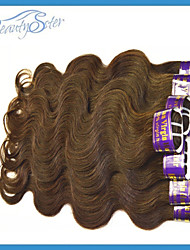 Wholesale Cheap 2Kg 40Pieces Lot Cheap Peruvian Hair Body Wave Grade5A 100% Human Hair Weaves Bundles Color Brown