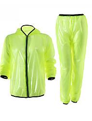 Blanc/Vert/Bleu ) de Camping & Randonnée/Pêche/Escalade/Sport de détente/Cyclisme/Moto - Etanche/Respirable à  Manches longues pour