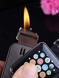 Wrist Watch Style Cigarette Lighter Wearable Cigar Lighter (Random Color)