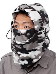 Camouflage Fleece Hat (code)