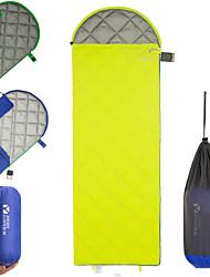 Saco de dormir Retangular Penas de Pato 200g 175+30cm Equitação / Campismo / Praia / Caça / Exterior / InteriorRespirabilidade /