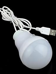 interface de notebook usb 5W levou lâmpada de emergência lâmpada