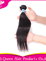 Ali Queen hair products hot selling virgin peruvian straight hair 1pc lot,100% unprocessed  human hair