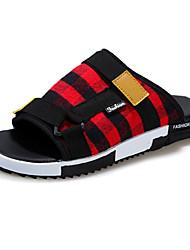 Zapatos de Hombre Casual Tejido Sandalias Multicolor