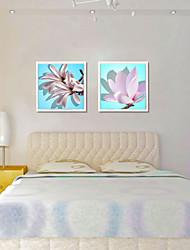 cópia da lona com frame para o estilo moderno e minimalista