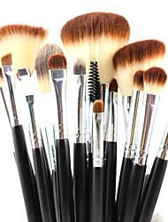 Professional 15pcs Makeup Brushes Set High Quality Makeup Tools Kit
