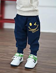Pantaloni Maschile Inverno / Primavera / Autunno Cotone / Poliestere