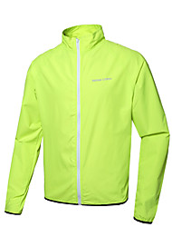 Cycling Jacket Unisex Long Sleeve BikeWaterproof / Breathable / Quick Dry / Windproof / Ultraviolet Resistant / Insulated / Rain-Proof /