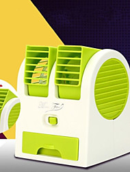 Creative Desktop Leaves USB and Battery Fan