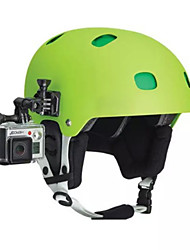 Universal Black A Set Helmet Side Video Shoot Installation Accessories for Camera Gopro
