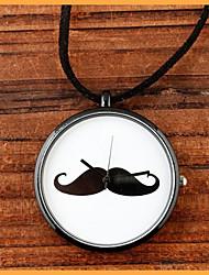 Unisex Reloj de Moda Banda Reloj de Collar / Llavero Reloj