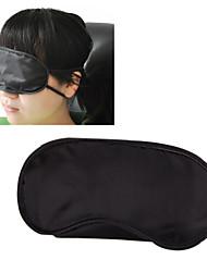 3pcs masque polyester visière oculaire aide de sommeil