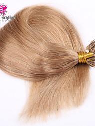 100g de ações / lote de cor escura Remy mongol ponta nano extensões de cabelo de 20 polegadas extensões de cabelo nano talão 100gram novo