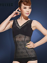 YUIYE® Strapless Shapewear Body Shaper Breathable Slimming Waistcoat Thin Seamless Abdomen Drawing Bodycare Vest