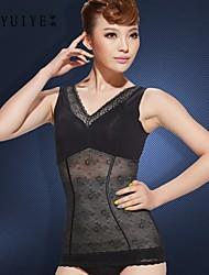 YUIYE® Strapless Shapewear Body Shaper Breathable Slimming Waistcoat Thin Seamless Abdomen Drawing Bodycare Vest