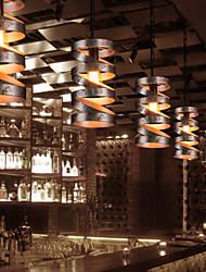 MAX 60W Lámparas Colgantes ,  Moderno / Contemporáneo Otros Característica for Mini Estilo MetalSala de estar / Dormitorio / Comedor /