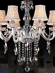 Chandeliers/Pendant Lights K9 Crystal Modern/Contemporary/Classic/Vintage Living Room/Bedroom/Dining Room/