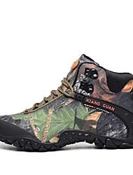 Zapatos de Hombre ( Bronceado Tela
