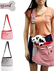 Supplies Foldable Pet Dog Cat Cross Body Bag Messenger Bag