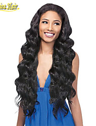 Brazilian Human Hair Lace Front Wigs With Baby Hair Deep Wave Full Lace Wig Black Women Human Hair Wigs