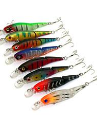 1pcs Fishing Bait Hard Lures (Random Color)