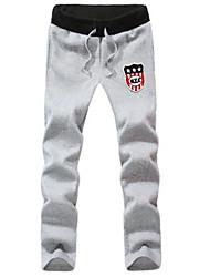 MEN - Pantaloni - Informale Misto cotone